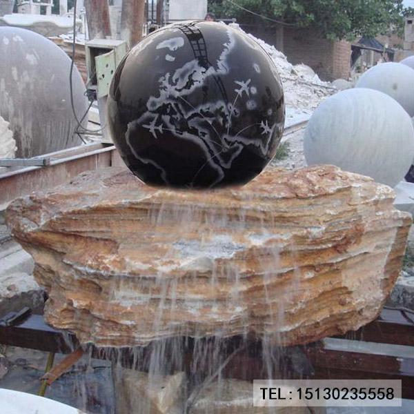 大理石风水球加工厂
