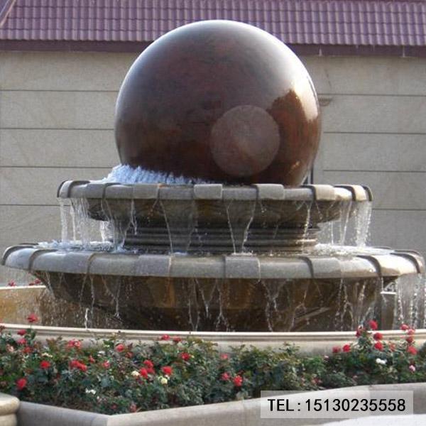 新宝5登录风水球喷泉定做