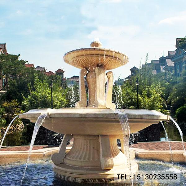 景区新宝5登录喷泉水景装饰