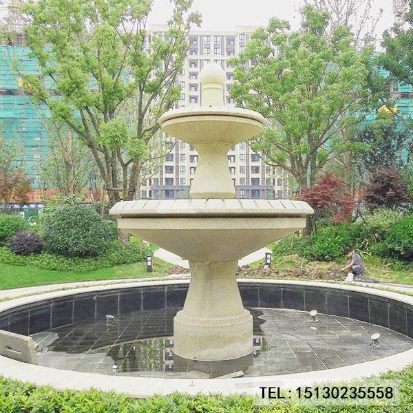 河北房地产新宝5登录喷泉雕塑