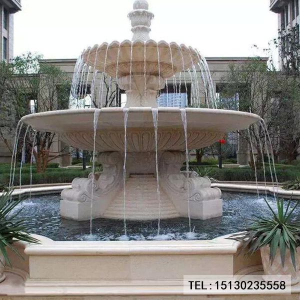 庭院新宝5登录喷泉