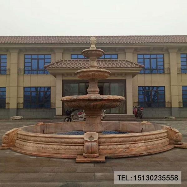 晚霞红新宝5登录喷泉